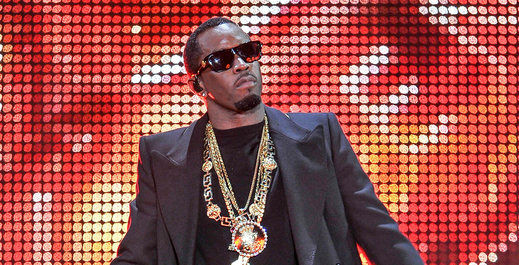 Diddy Drops Another Message About 'Our Black Party': 'Help Us Control Out Destiny'