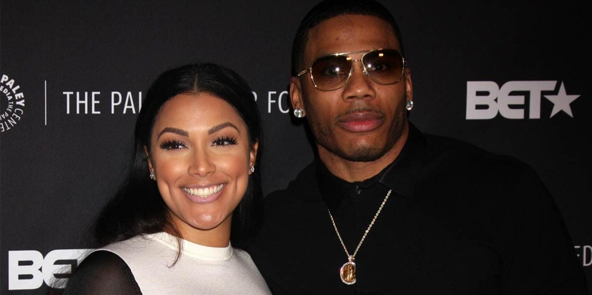 Nelly And Shantel Jackson Might Get Engaged Soon After Six Years Together