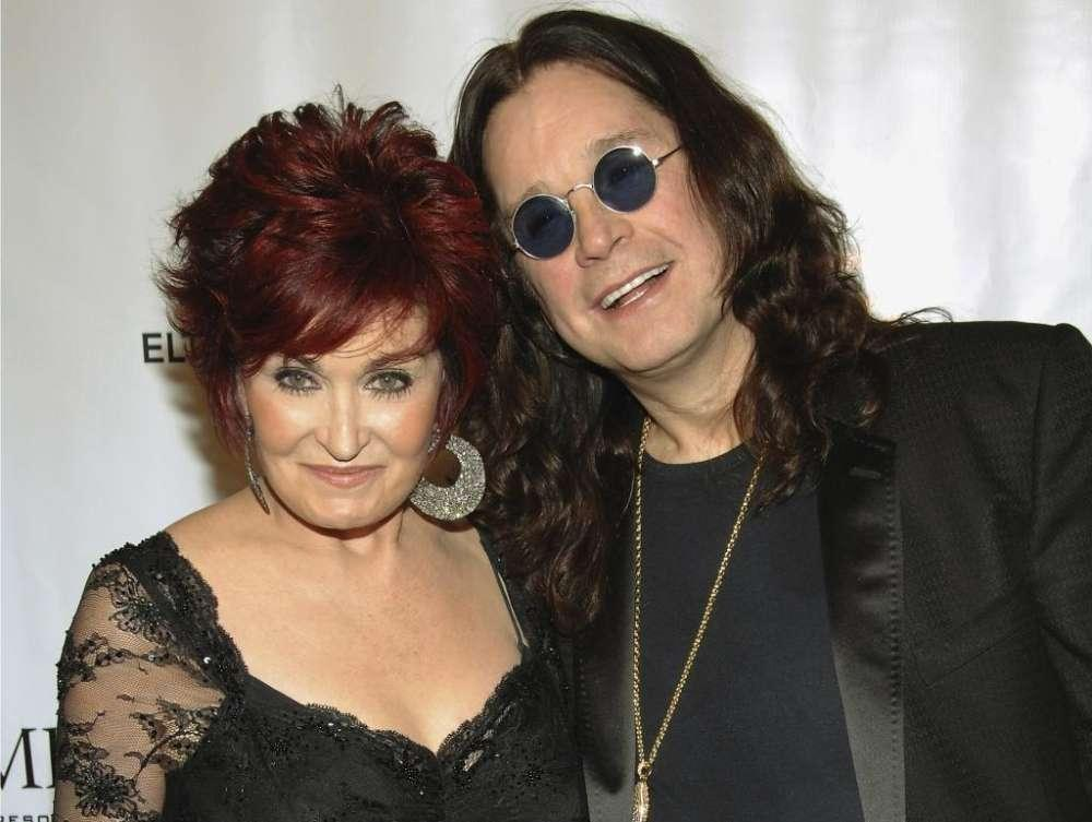 Sharon Osbourne Says She And Ozzy Sleep Together '2-3 Times Per Week'