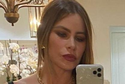 Sofia Vergara Is Stunning In Dolce And Gabbana Corset — See The Look