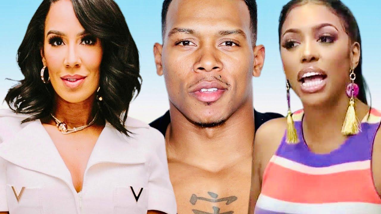 Stripper Bolo From Cynthia Bailey's Bachelorette Party Claims There Was No Threesome With Porsha Williams And Tanya Sam