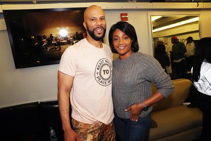 Tiffany Haddish Tells Common To Tell Women He's 'Spoken For' -- The Couple Is Still Together