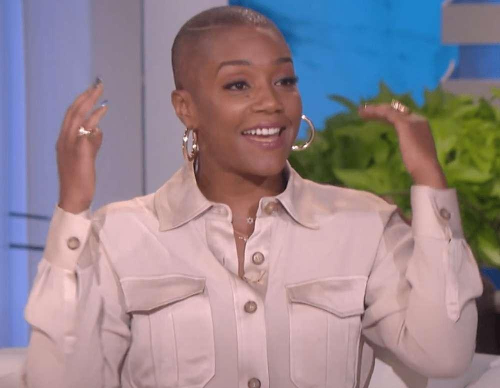 Why Didn't Common Follow Tiffany Haddish Until Fans Pointed It Out?