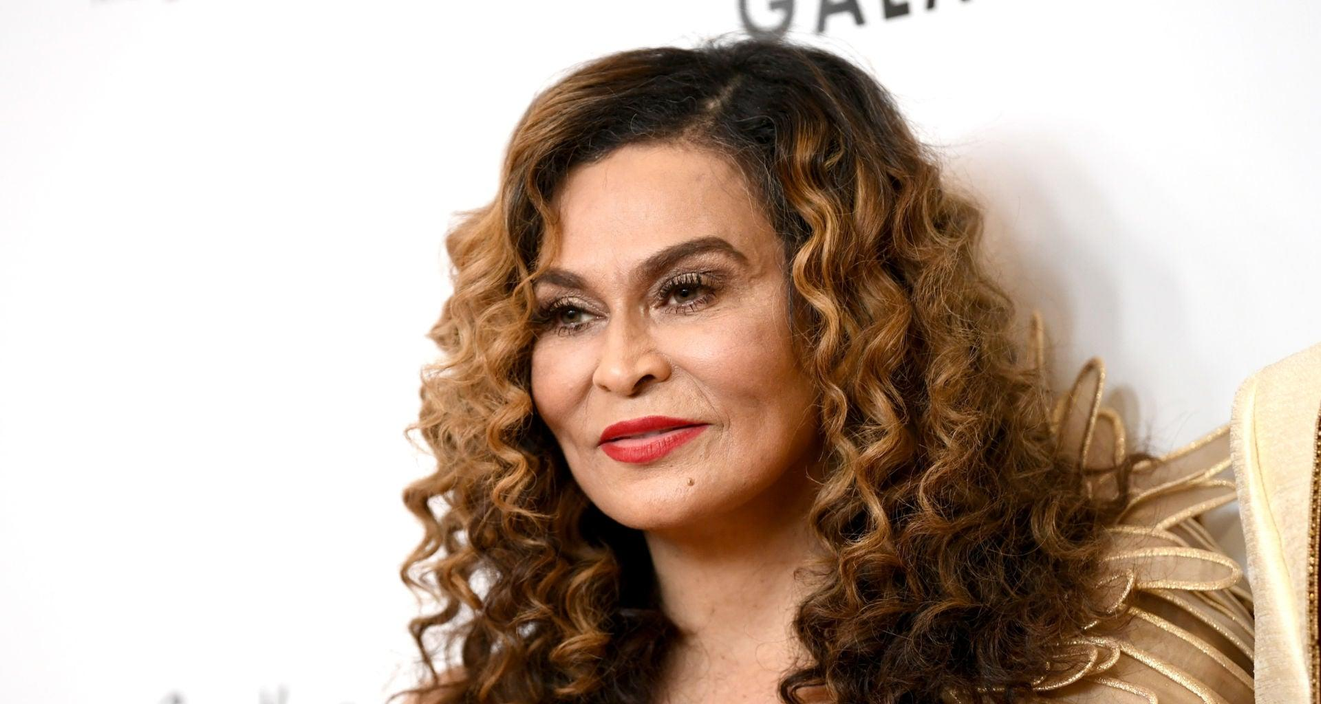 Tina Knowles Shares The 'Painful Advice' She Gave Solange's Son On What To Do If Pulled Over By Cops