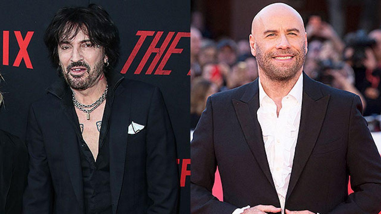 Tommy Lee Updates Fans On How Pal John Travolta Is Coping With His Wife's Passing This Summer