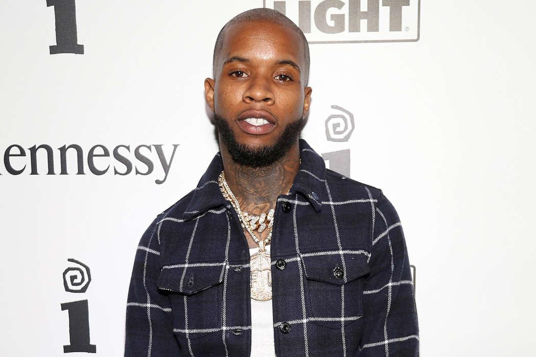 Tory Lanez Hit With Charges Over Megan Thee Stallion Shooting