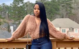 Toya Johnson Shares A Hair Tip Video For Fans -  Watch It Here