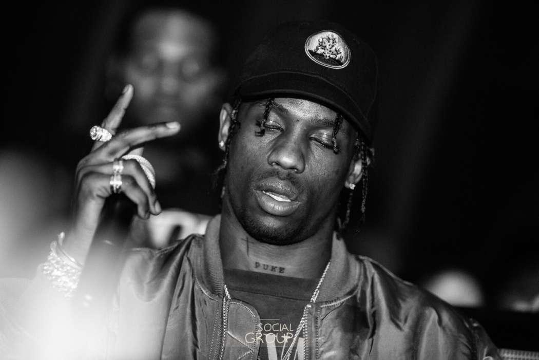 Travis Scott's New Song FRANCHISE Expected To Drop Off Billboard Faster Than TROLLZ