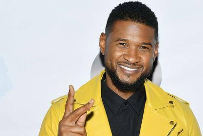 Usher Reminds People That The Only Way They Can Use Their Voice Is By Voting!