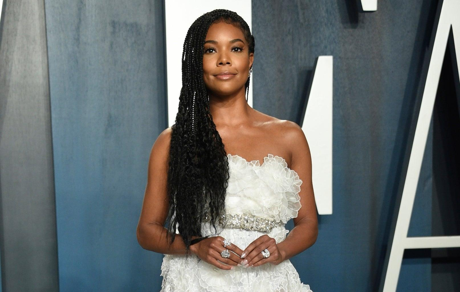 Gabrielle Union Makes Fans Happy With New Photos Of Baby Kaavia