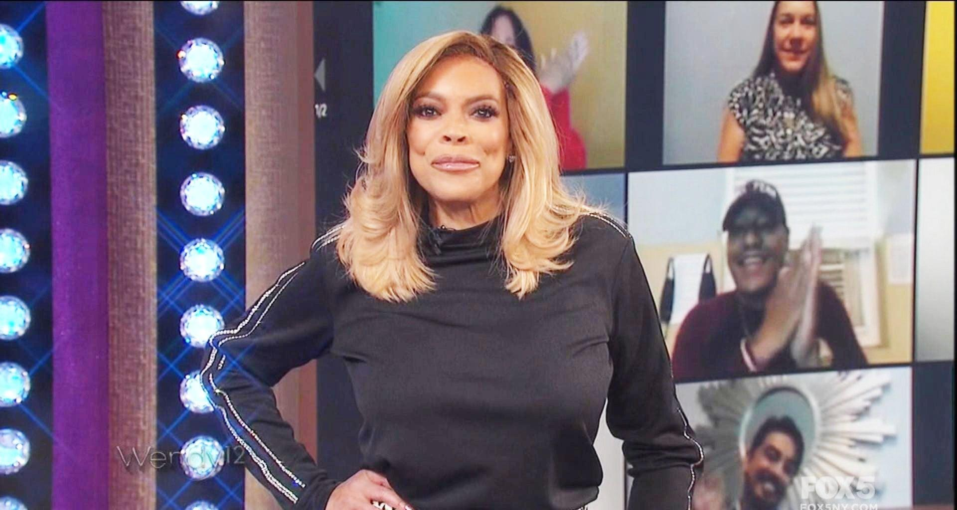 Wendy Williams Responds To Reports About Her Erratic Behavior -- Here's Her Explanation