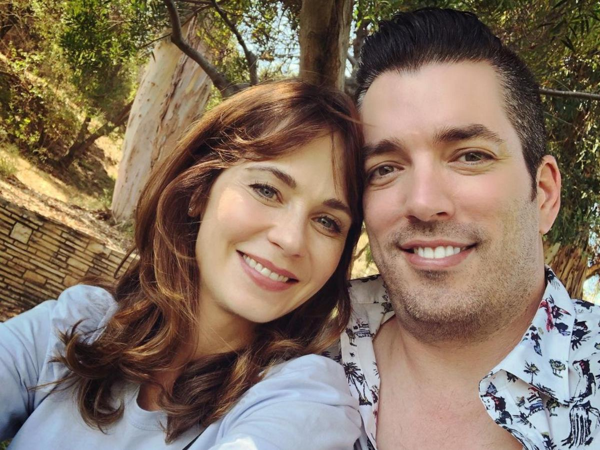 Are Zooey Deschanel And Jonathan Scott Engaged And Designing A House Together?