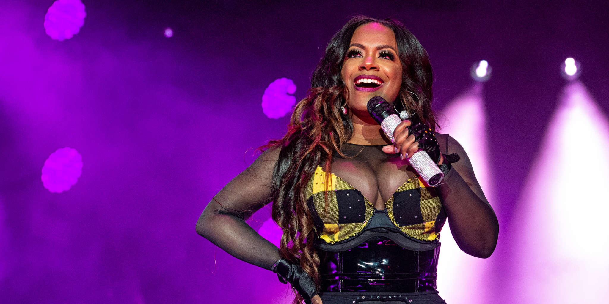 Kandi Burruss Drops New Music And Fans Are In Awe - Check Out The Video