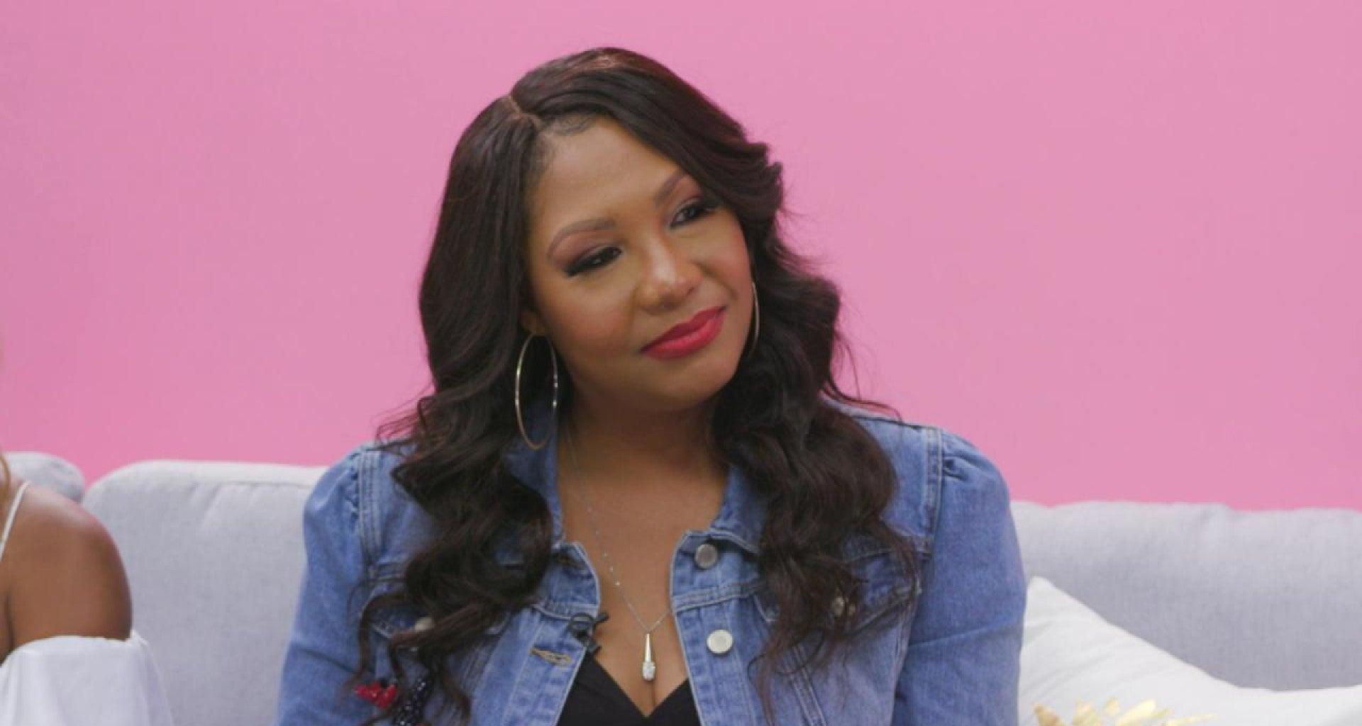 Traci Braxton's Clip From The Series Braxton Family Values Makes Fans Say That This Is What They Want To See