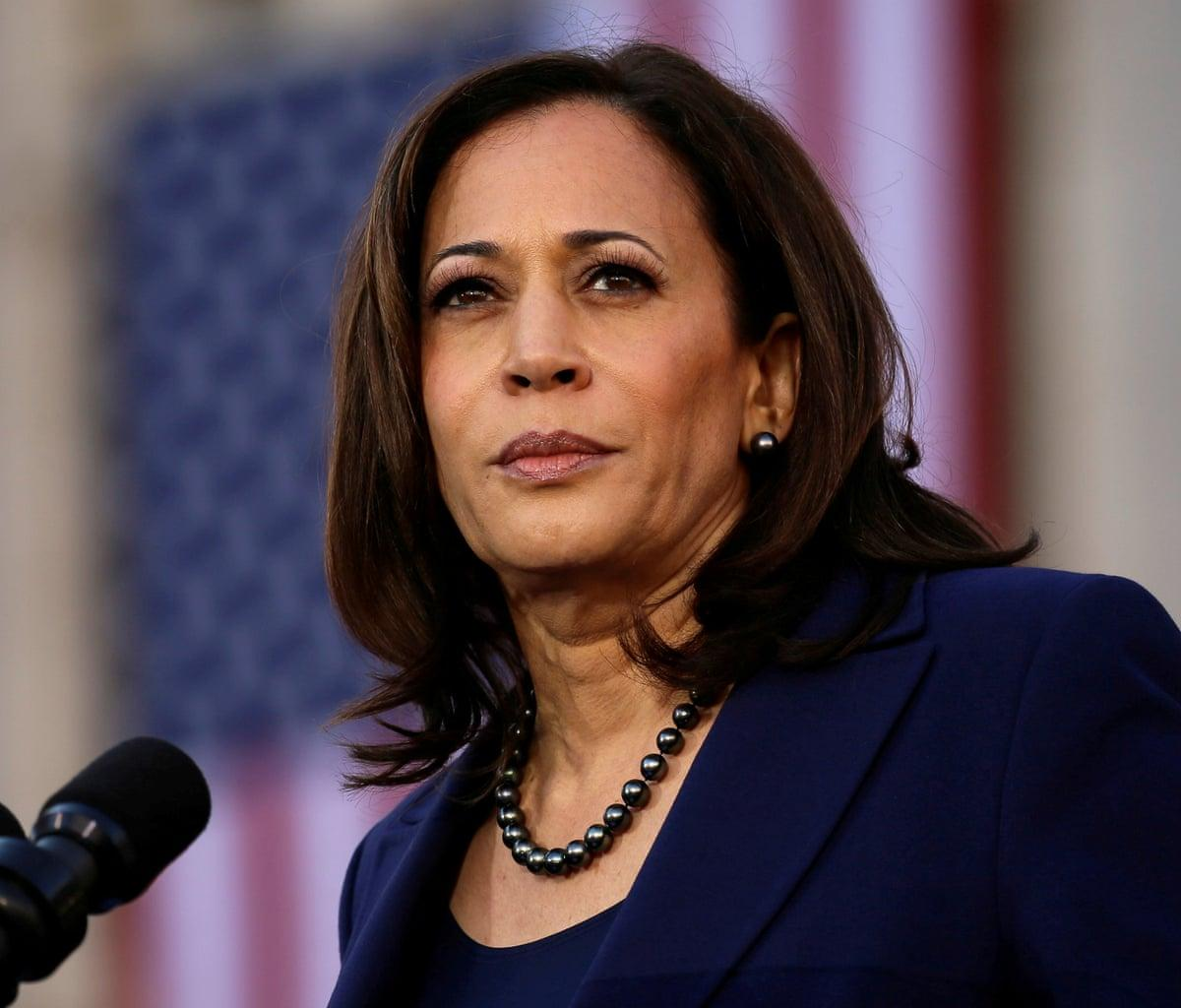 Kamala Harris Tells People To Have Faith In The Voting Process