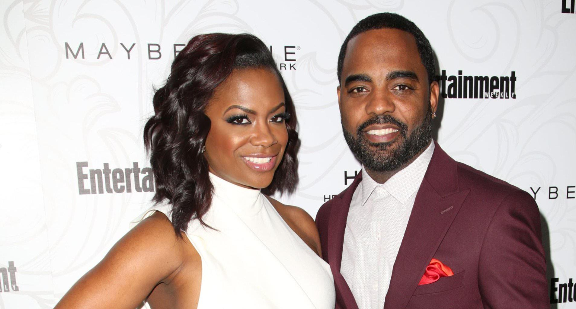 Kandi Burruss And Ace Wells Tucker Are Actors At Work - Check Out Todd Tucker's Photo