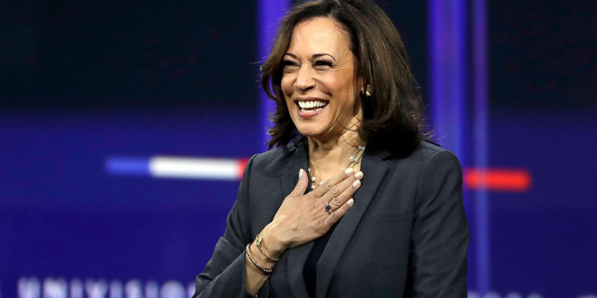 Kamala Harris Tells Fans To Tune In For An Election Protection Briefing Now