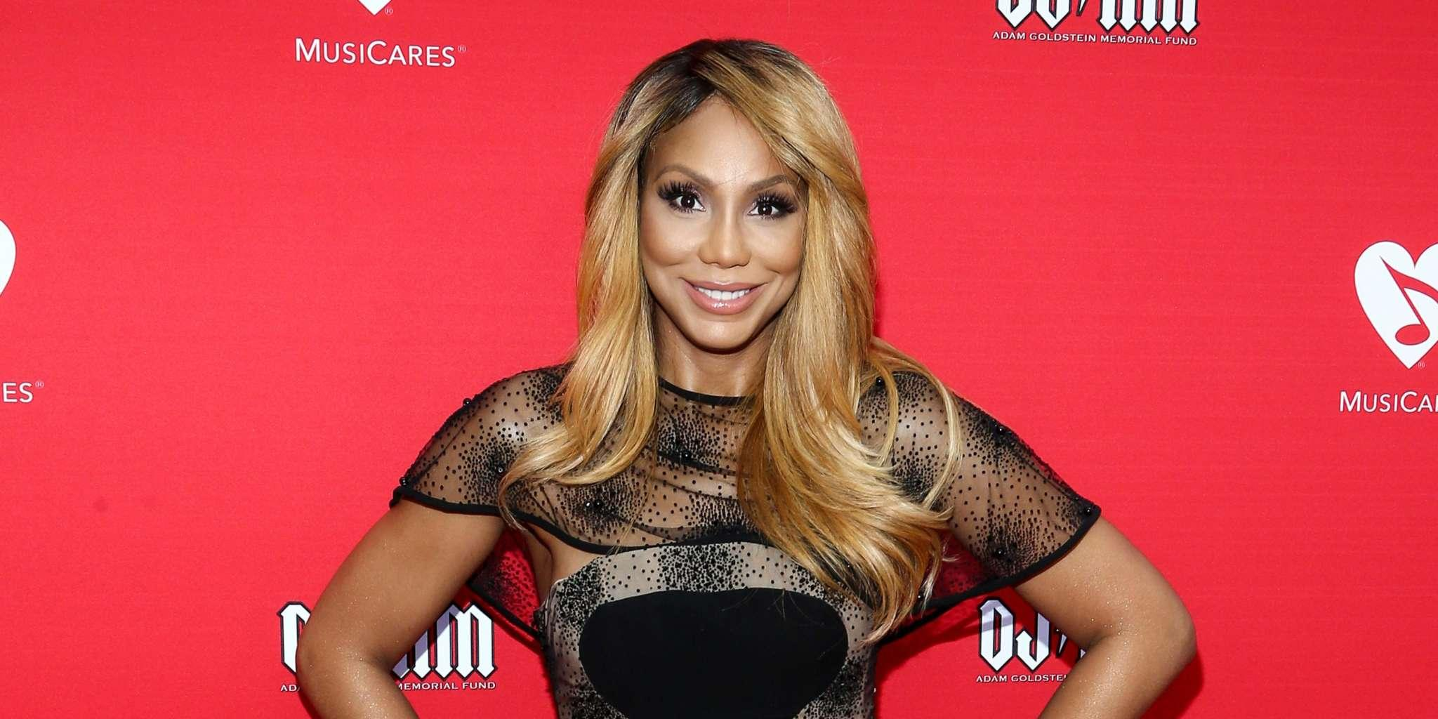 Tamar Braxton Talks To Fans About Thanksgiving - Check Out Her Post Below