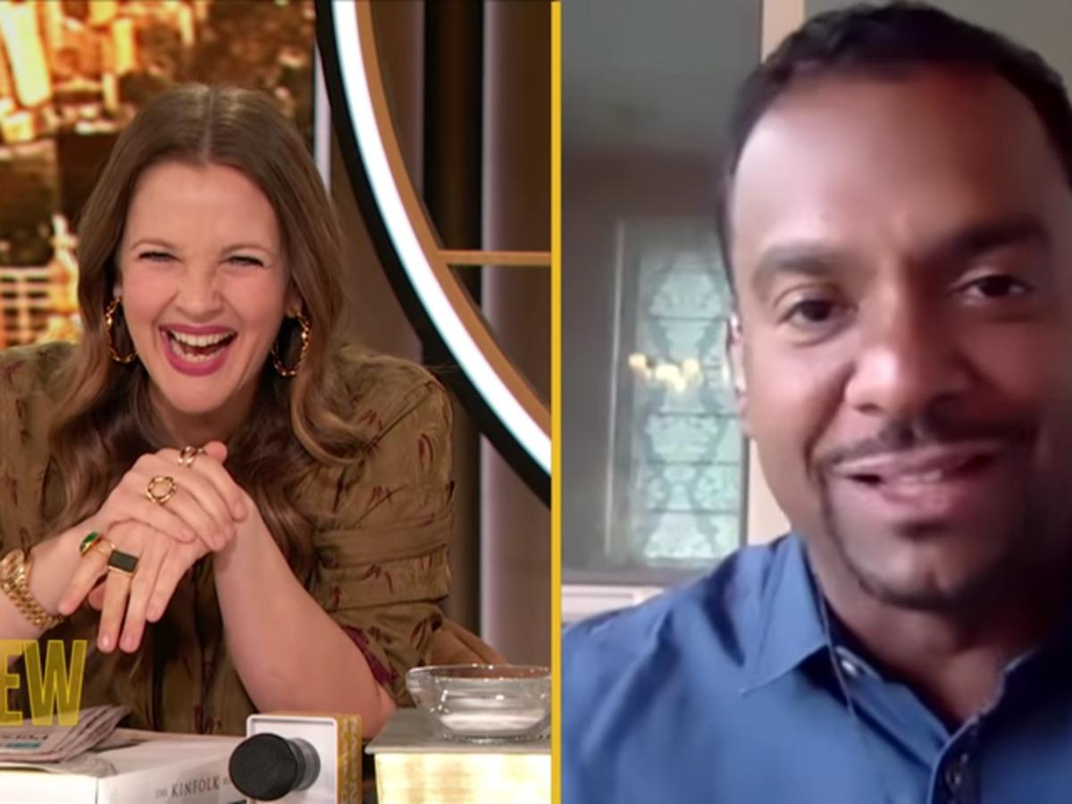 Drew Barrymore And Alfonso Ribeiro Talk Hanging Out In The Corey Feldman Circle Of Crazy As He Prepares To Re-Release 'It's So Simple' — Watch The Clip
