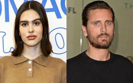 Amelia Hamlin Causes Eyebrows To Raise When She Says She's 'Thankful' for Scott Disick Amid Romance Rumors!