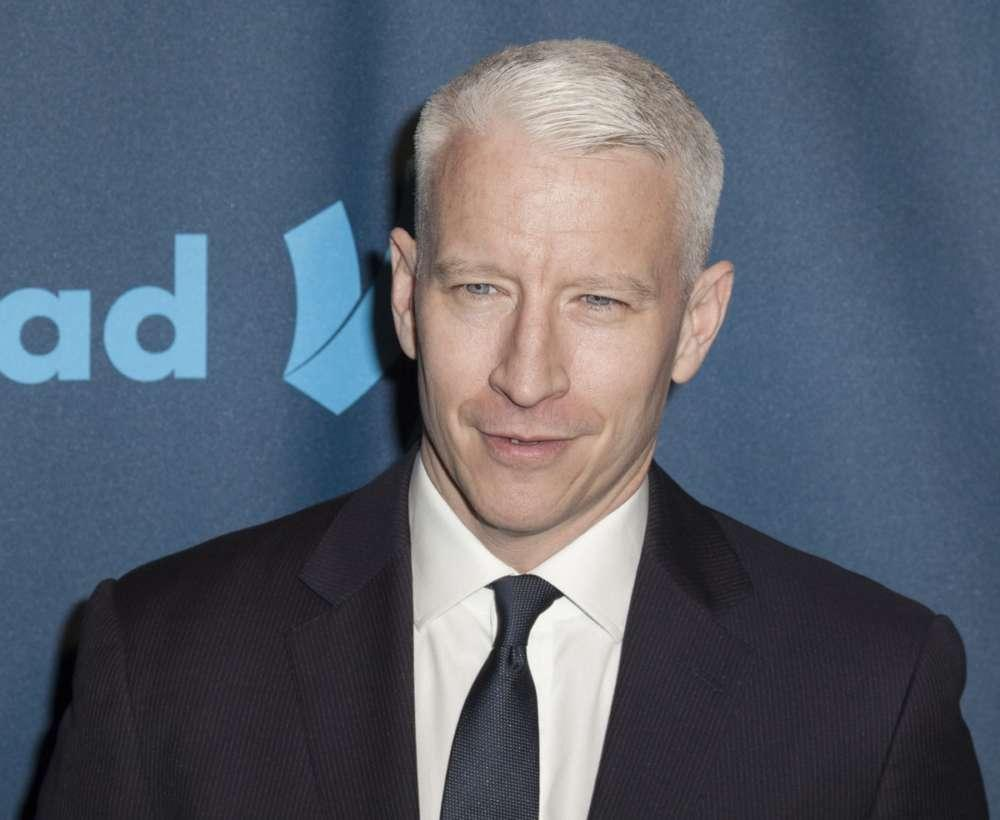 Anderson Cooper Says Sorry After Calling Trump An 'Obese Turtle'