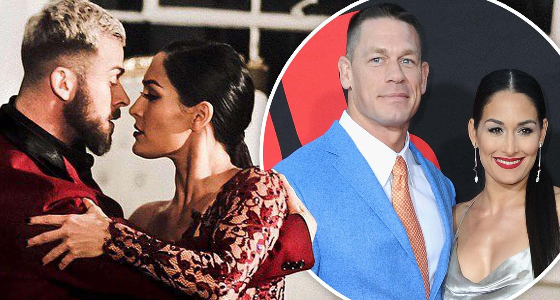 Artem Chigvintsev - His Feelings Over John Cena Texting Nikki Bella After Welcoming Their Son!