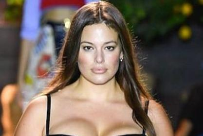 Ashley Graham Shows Off Her Underarm Hair As She Takes A Bath