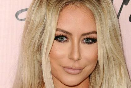 Aubrey O'Day Claims Donald Trump Junior Did A Lot Of 'Drugs' When They Dated