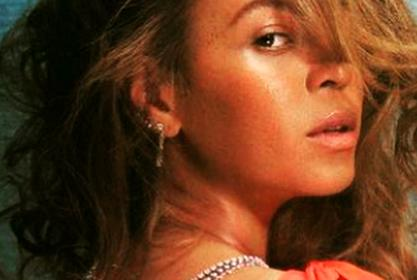 Beyonce Is Dripping In Diamonds In Revealing, Low-Cut, Backless Gown For British Vogue