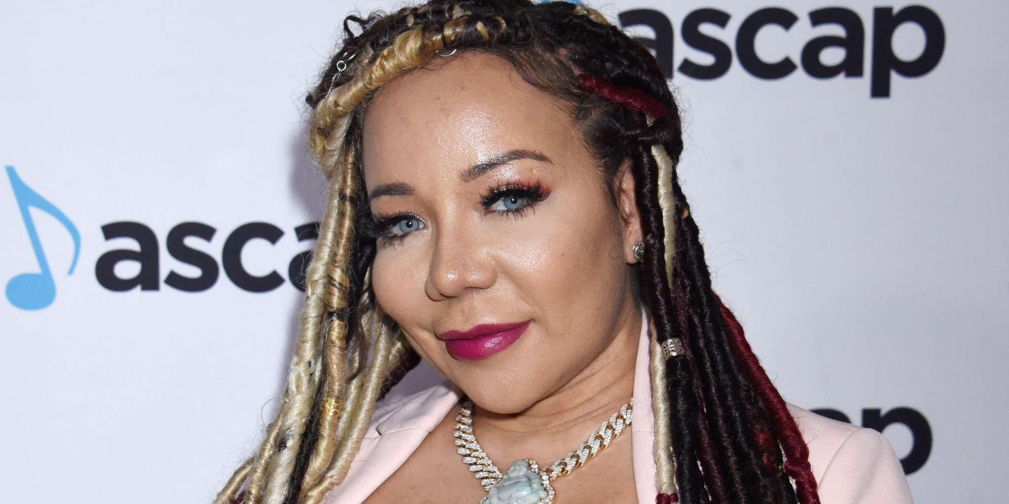 Tiny Harris Supports LaTocha Scott - Check Out Her Latest Achievement!