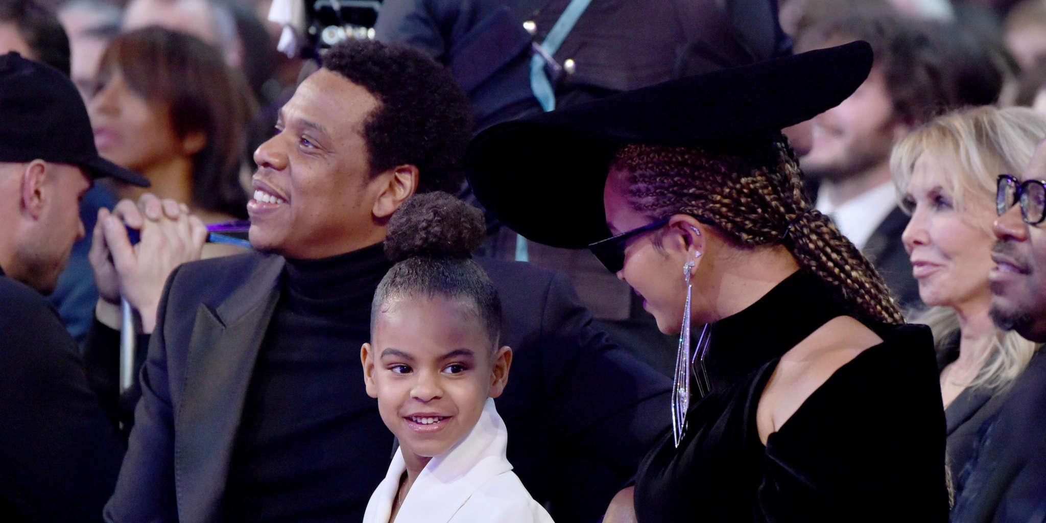 Beyonce And Jay-Z's Daughter Blue Ivy Could Win A Grammy After 'Hair Love' Audiobook Gig!