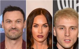 Brian Austin Green - Here's How He Reacted To Megan Fox Seemingly Taking A Dig At Him While Gushing Over Machine Gun Kelly Romance Being 'Once In A Lifetime!'