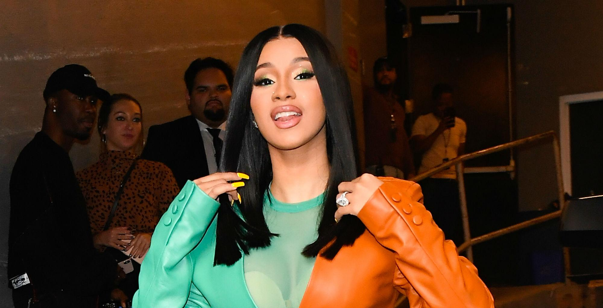 Cardi B Reveals Why She Did Not Submit 'WAP' For Grammy Consideration!