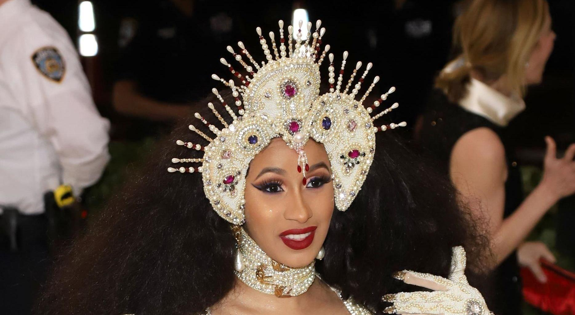 Cardi B Explains Why She's Always 'Very Hard On' Herself And 'Never Satisfied!'