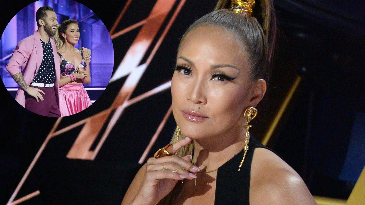 Carrie Ann Inaba Gives Kaitlyn Bristowe And Artem Chigvintsev Standing Ovation After Critique Drama