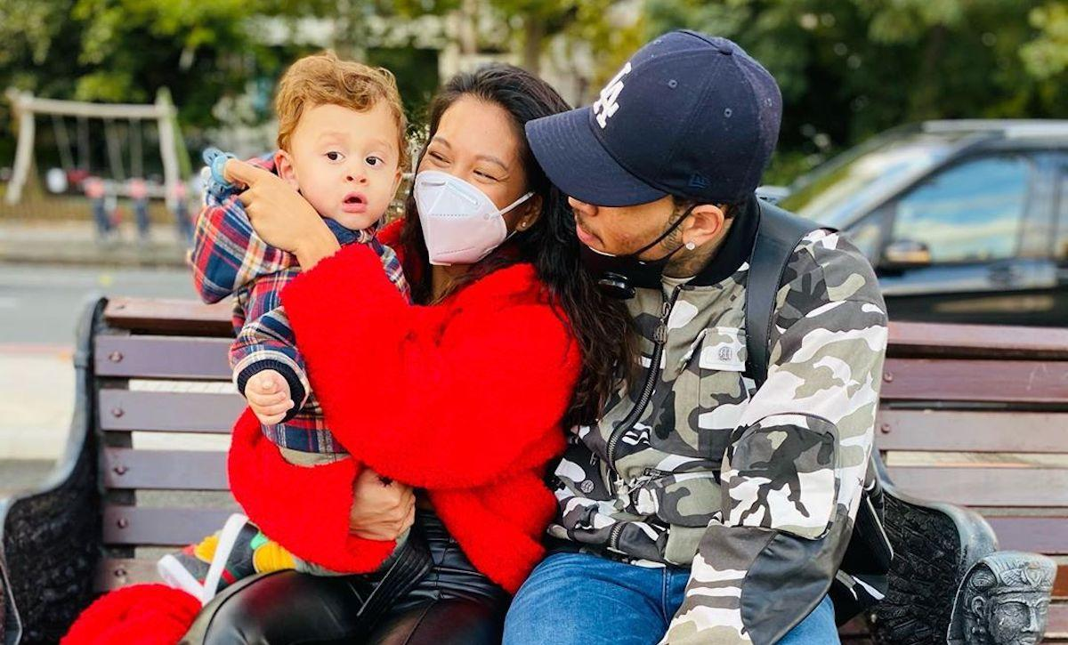 Ammika Harris Is Twinning With Her And Chris Brown's Son For Thanksgiving - See Their Sweet Photos!