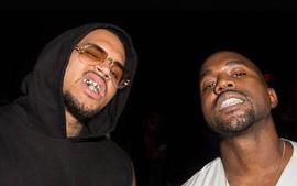 Kanye West Surprises Chris Brown With This Mind-Blowing Gift - See The Video
