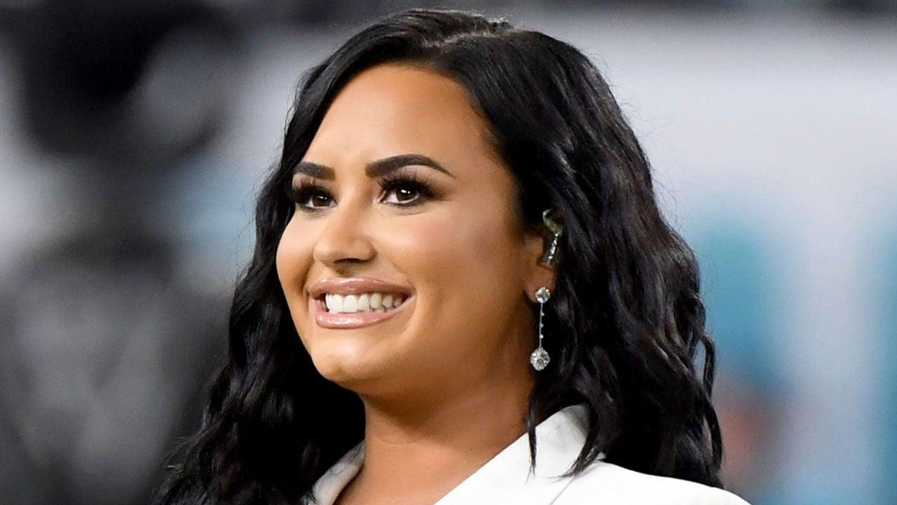 Demi Lovato Gets An Edgy Makeover - Check Out Her Half-Shaved Hairstyle!