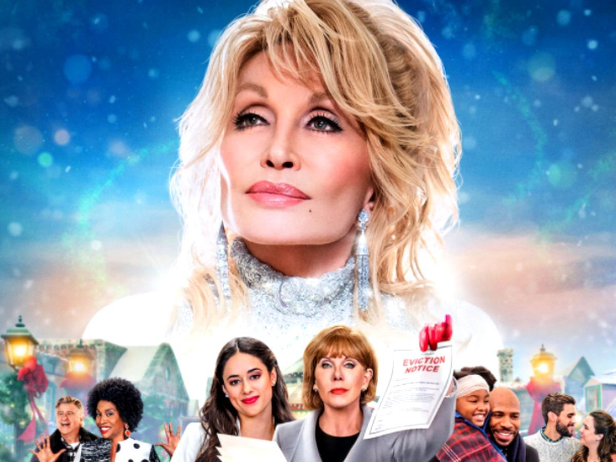Dolly Parton Is Coming To Netflix With Movie Musical 'Christmas On The Square'