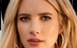 Emma Roberts Wears Frankies Bikinis On Cover Of Cosmopolitan — Shows Off Her Baby Bump!