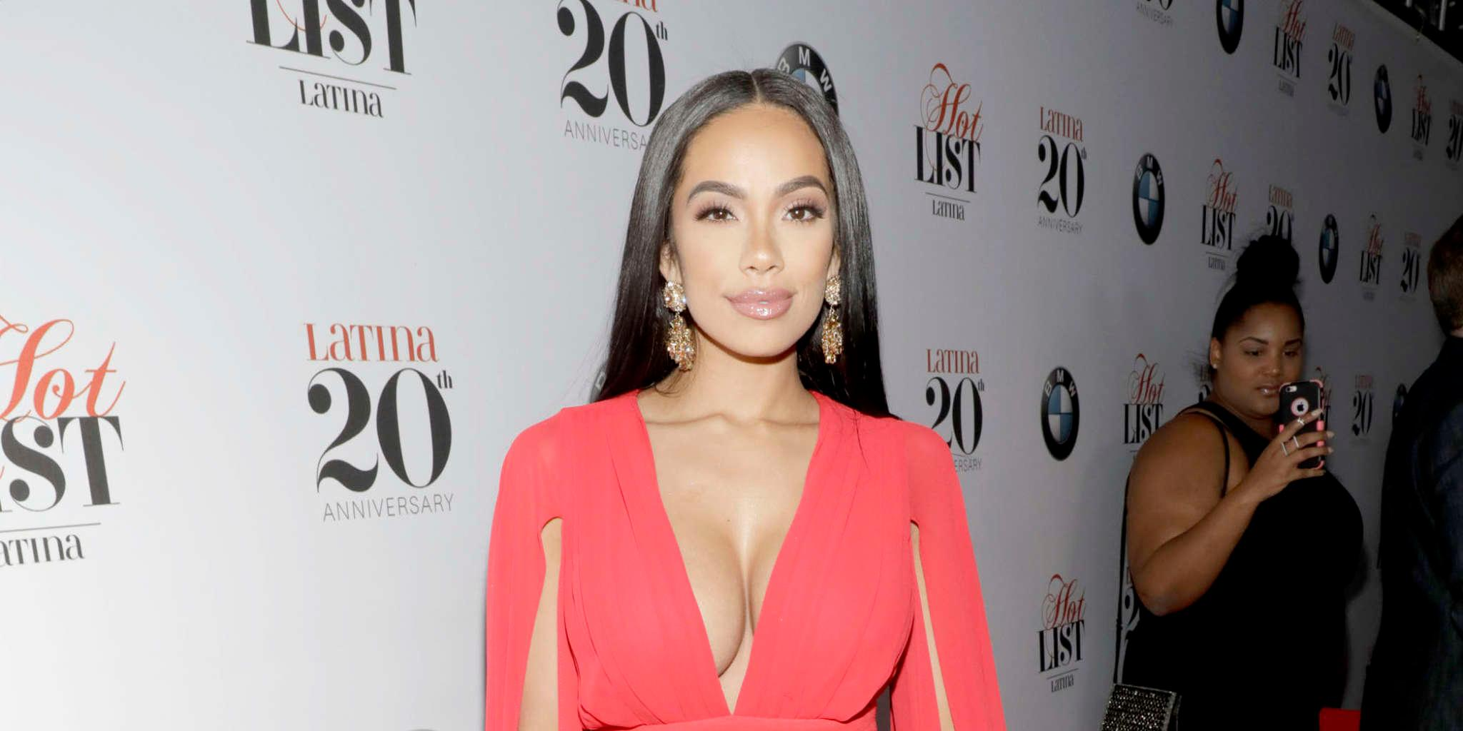 Erica Mena's Secret For An Amazing Hair Impresses Fans - See Her Video