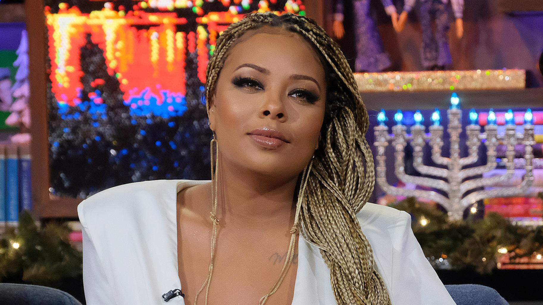 Eva Marcille Offers Her Gratitude To Kandi Burruss For This Amazing Gift