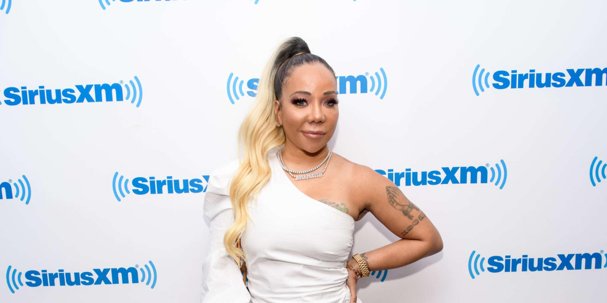 Tiny Harris Speaks On Biggie About Him Apologizing To Her For Dissing Xscape - See The Clip