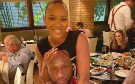 Sabrina Parr Publicly Professes Her Love For Lamar Odom - Fans Notice Her Engagement Ring