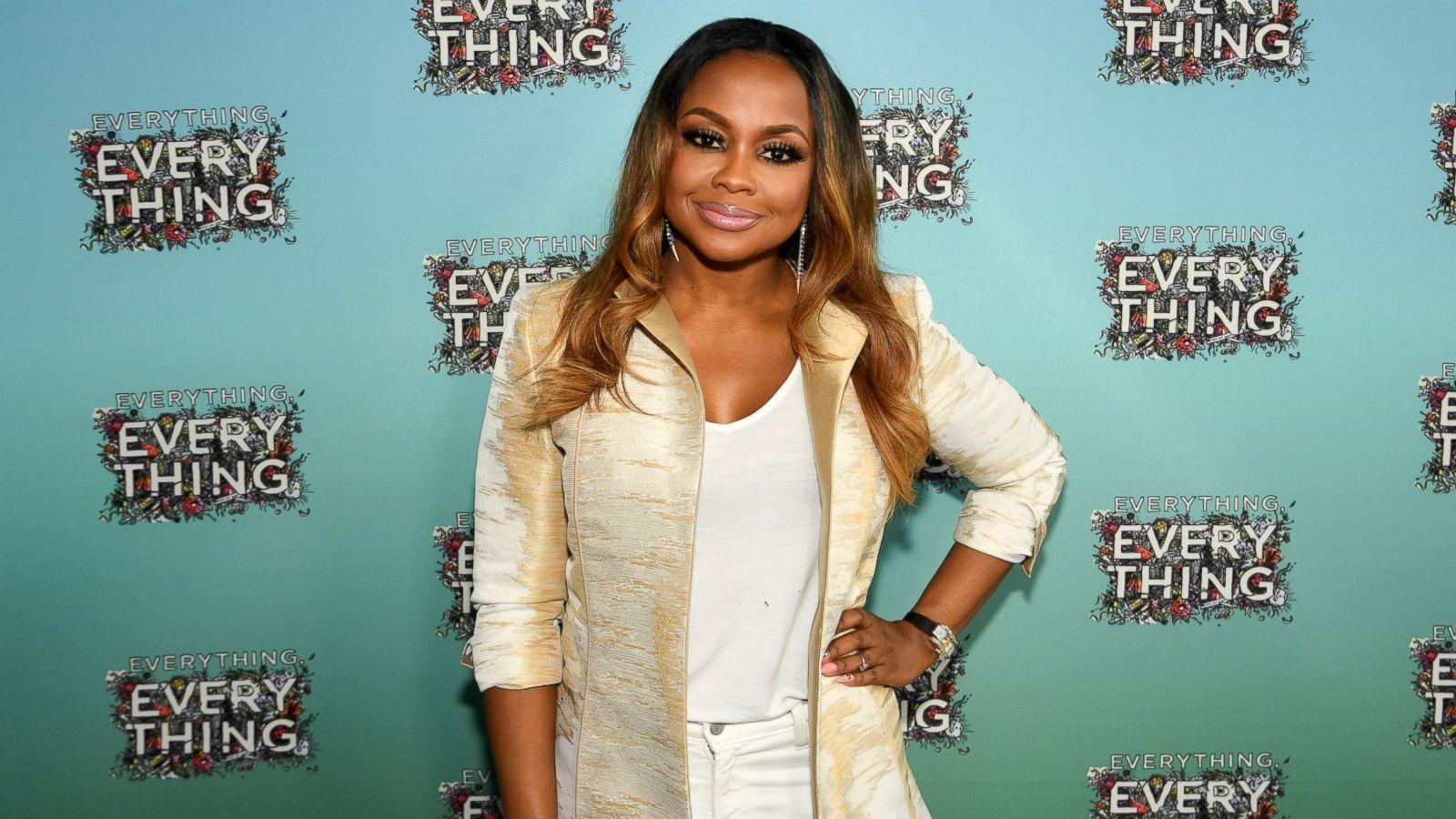 Phaedra Parks Looks Flawless In Her Latest Photo - See The Precious Advice She Gives Women