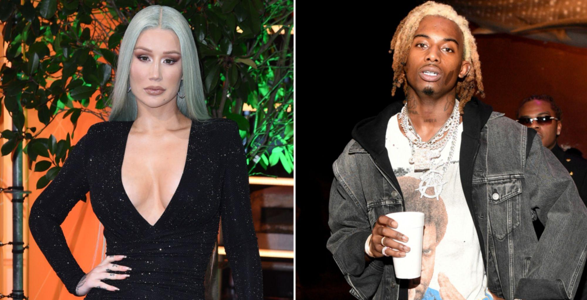 Iggy Azalea - Is She Ready To Date Again After Split From Baby Daddy Playboi Carti?