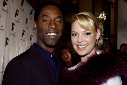 Isaiah Washington Slams 'Grey's Anatomy' Co-Star Katherine Heigl Again, Reigniting Their Decade-Old Drama