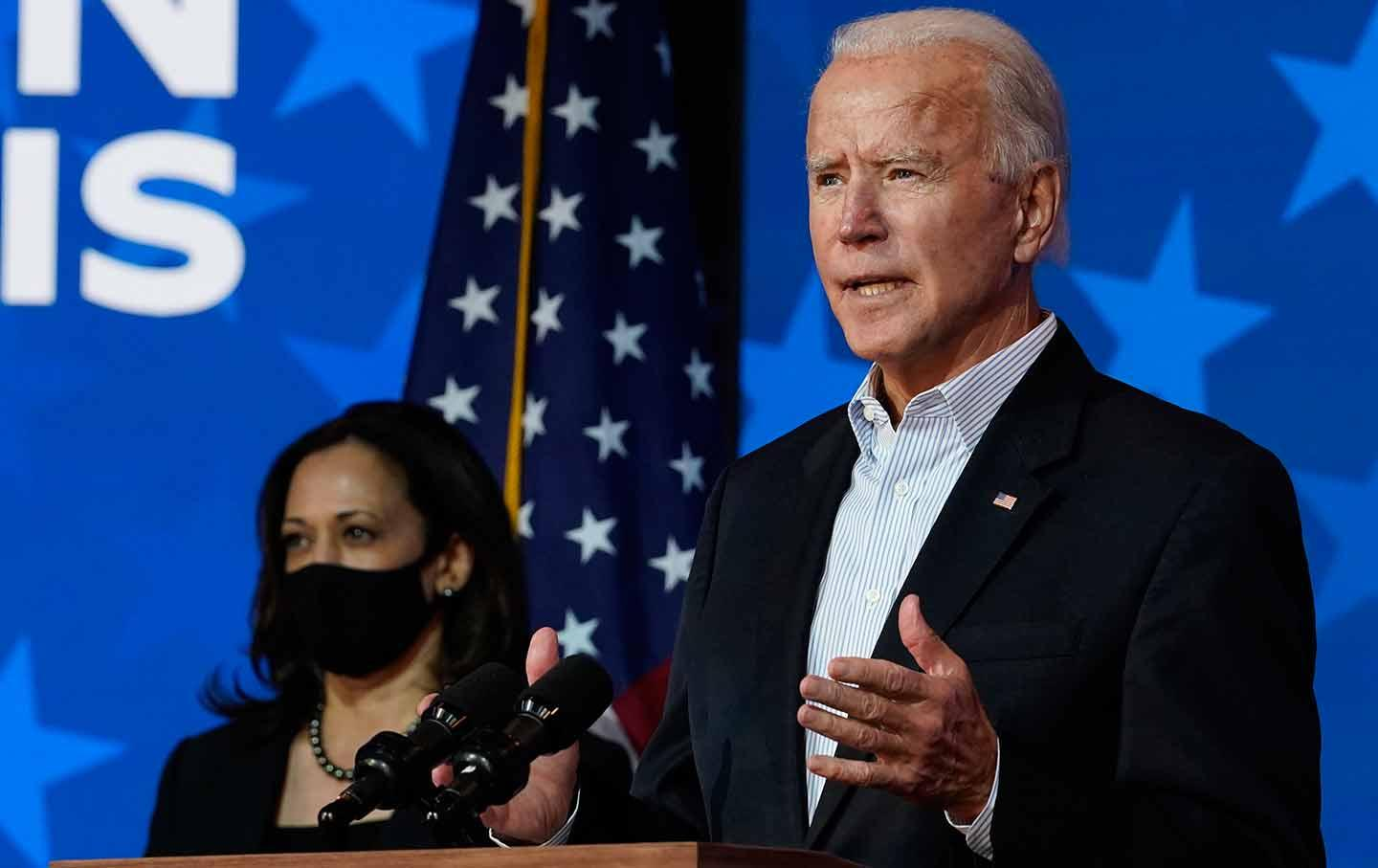 Joe Biden Confirms He Will Not Be The US President Until January 20th - He Has A Message For Everyone
