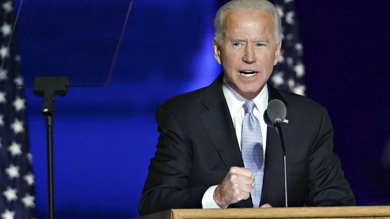 Joe Biden Promises To End The Division In The U.S. And Much More In Inspiring Speech After Winning Election!