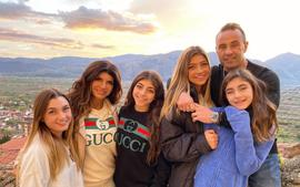 Joe Giudice - Daughters Gia And Milania Giudice Don't Care About The Risk Of Getting Stuck In Italy With Their Dad After Visiting Him Amid COVID-19!